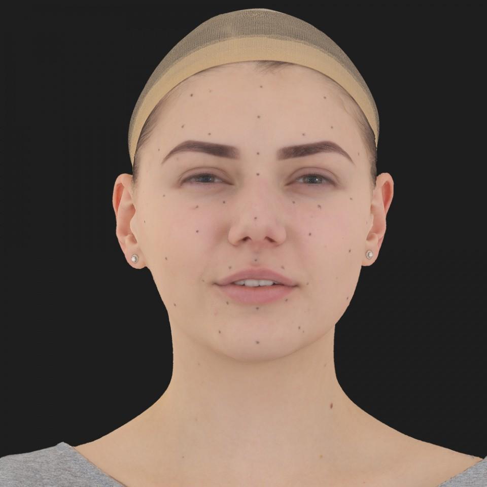 Emily Fields 15 Phoneme Hard FV-Eye Squint