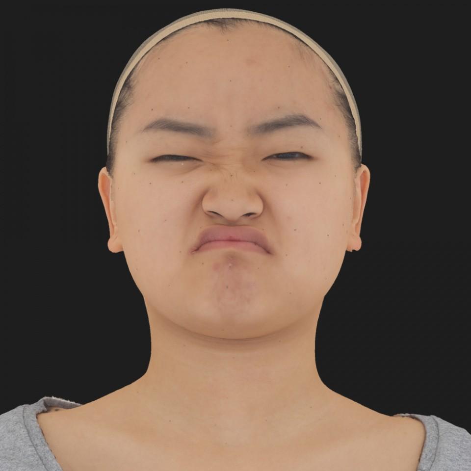 Emma Yun 19 Disgust