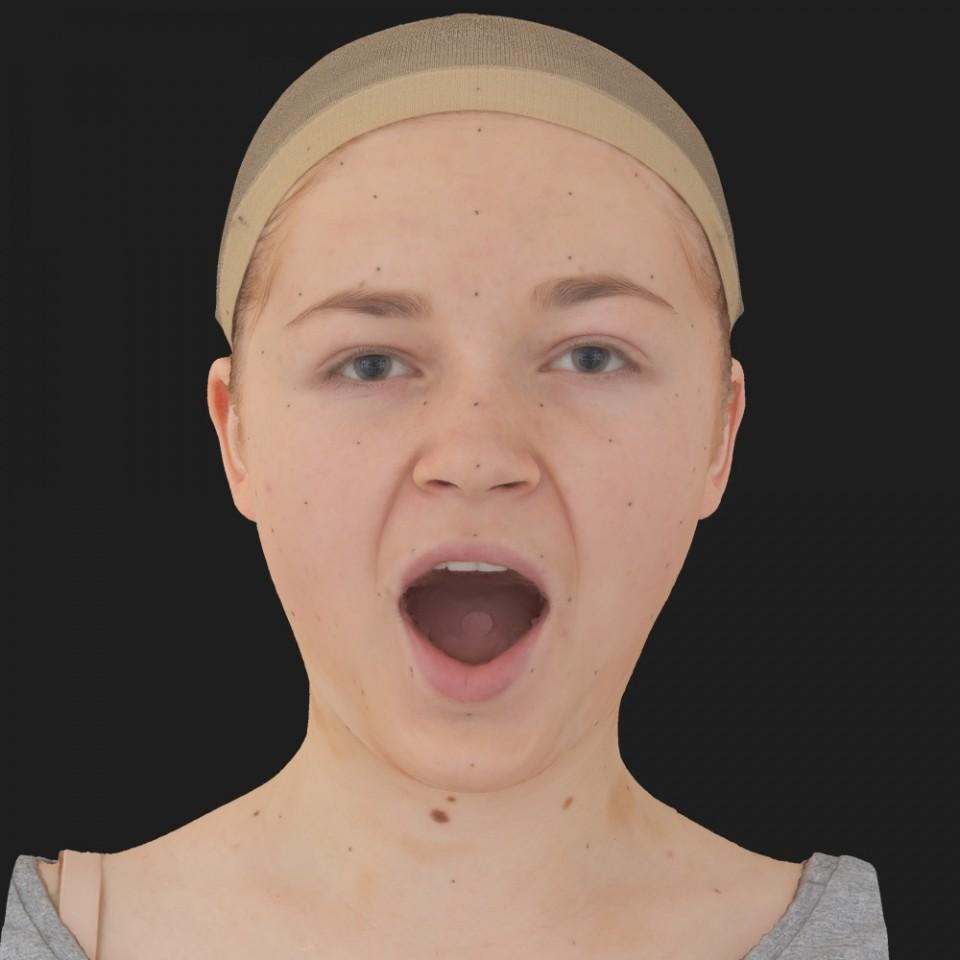 Erica Ross 05 Jaw Open