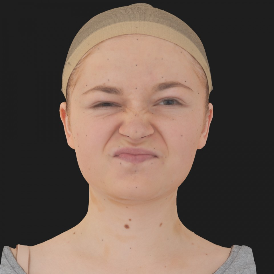 Erica Ross 06 Face Compression