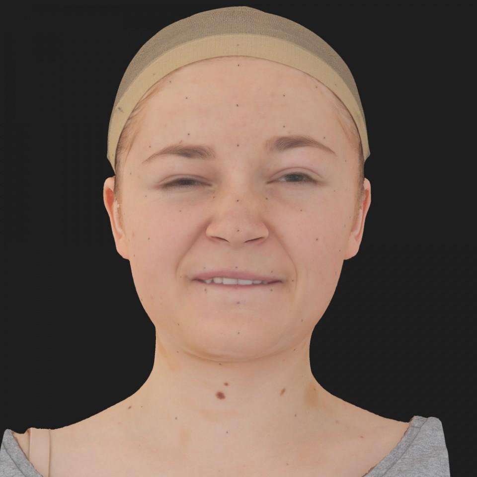 Erica Ross 15 Phoneme Hard FV-Eye Squint