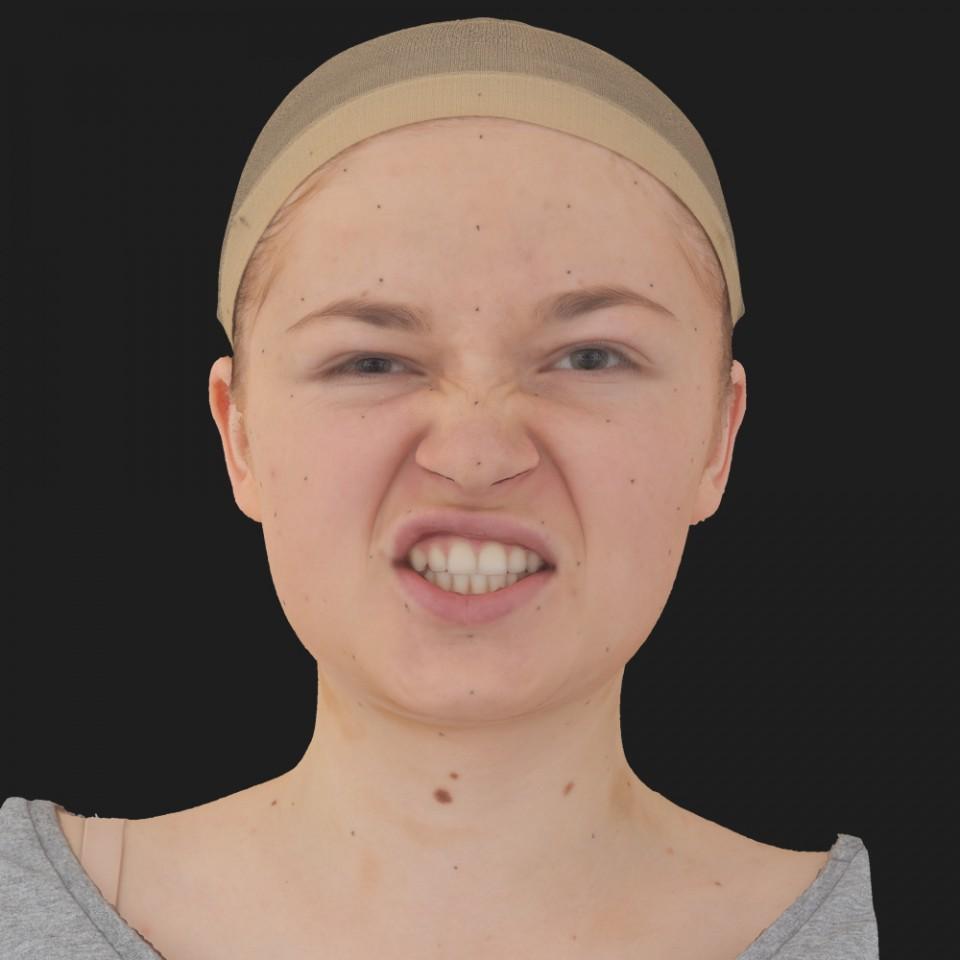Erica Ross 20 Rage