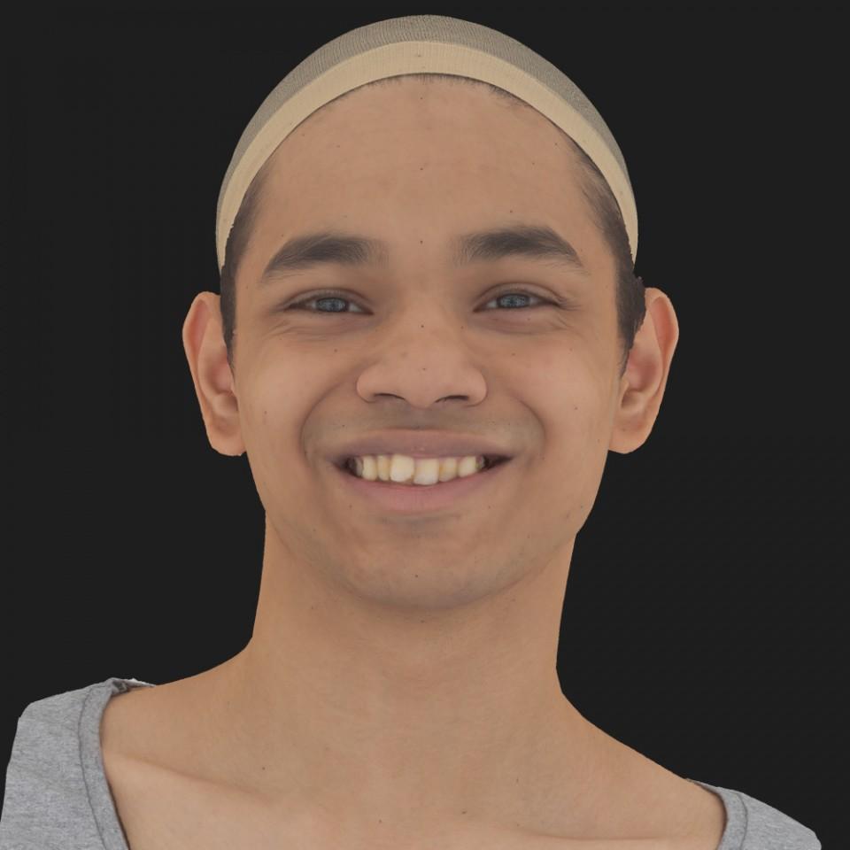 Erik Rajan 16 Happy