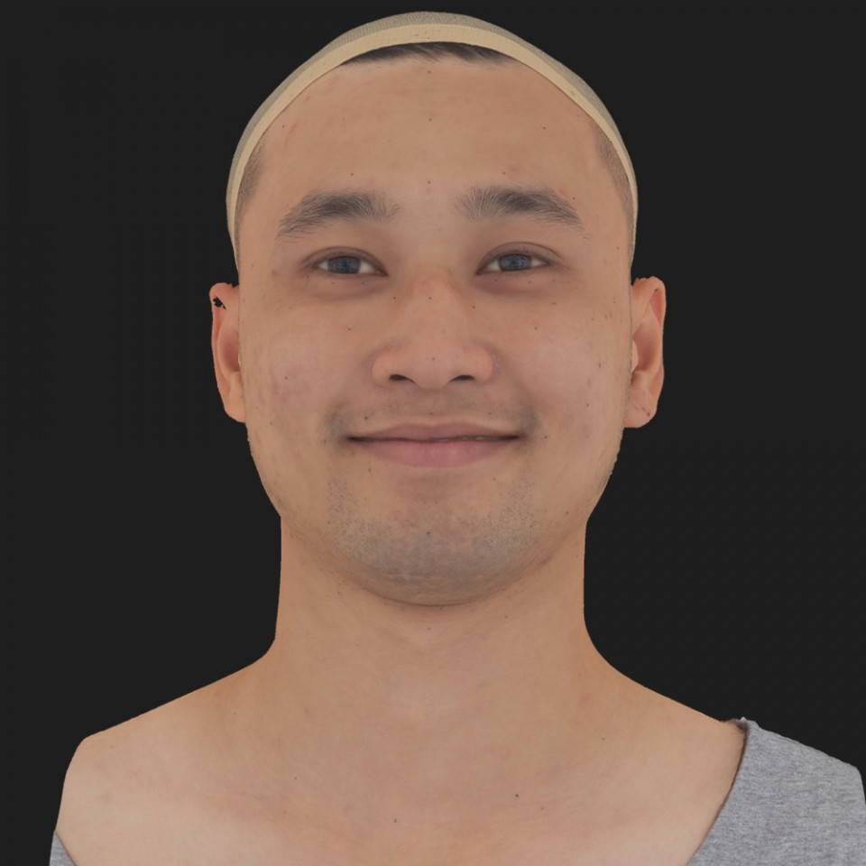 Erik Sato 03 Smile-Mouth Closed