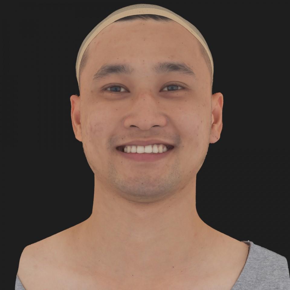 Erik Sato 04 Smile-Mouth Open