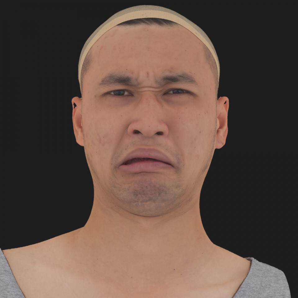 Erik Sato 19 Disgust