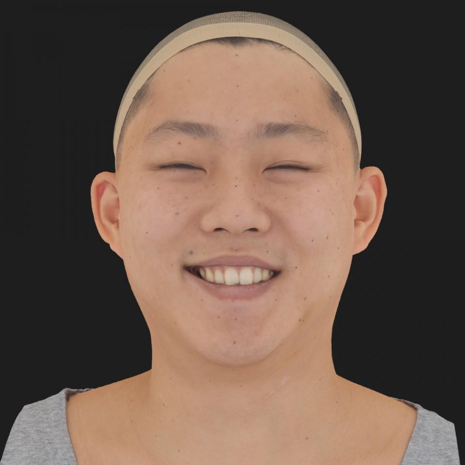 Ernie Shen 16 Happy
