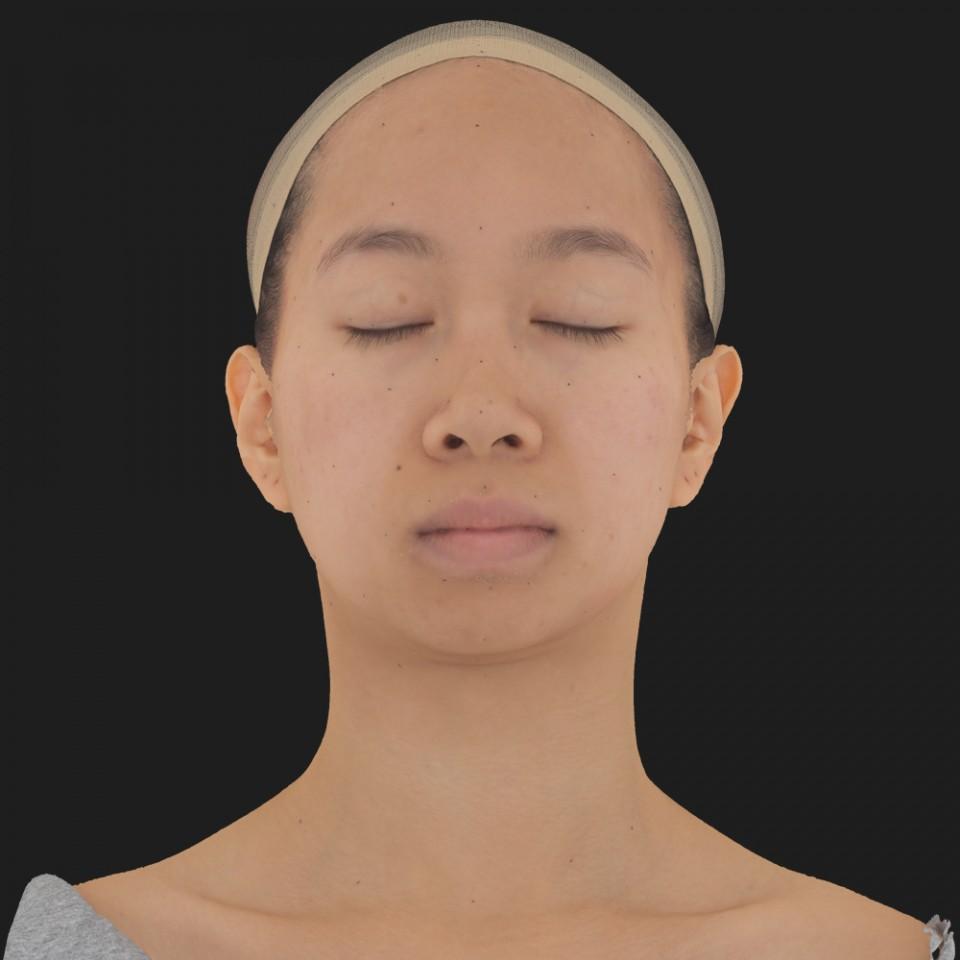 Felicia Eng 02 Neutral-Eyes Closed
