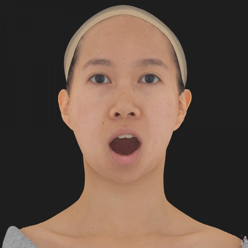Felicia Eng 05 Jaw Open