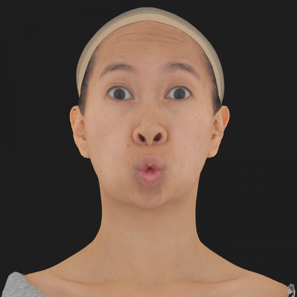 Felicia Eng 11 Phoneme OO-Brow Raise Eyes Open Wide