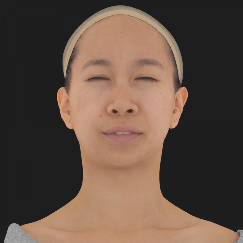 Felicia Eng 15 Phoneme Hard FV-Eye Squint