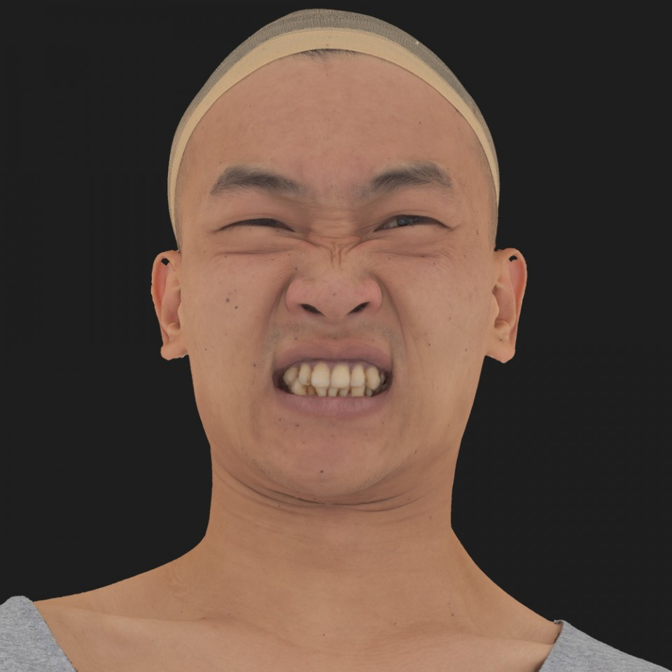 Foster Choi 20 Rage