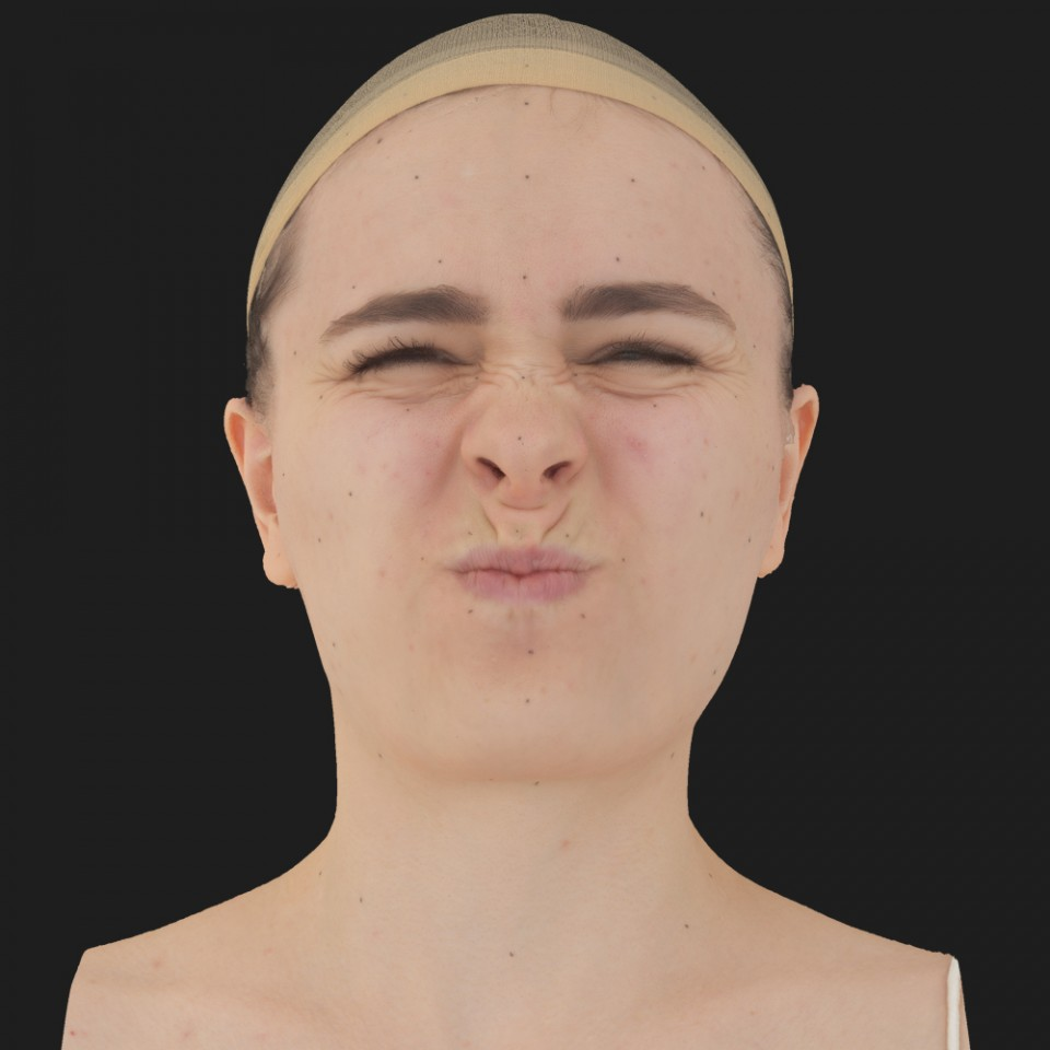 Frances Reynolds 06 Face Compression