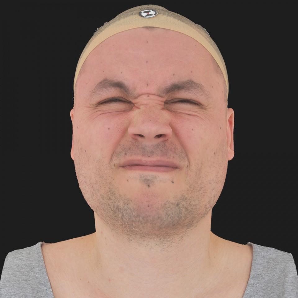 Freddie Fowler 06 Face Compression