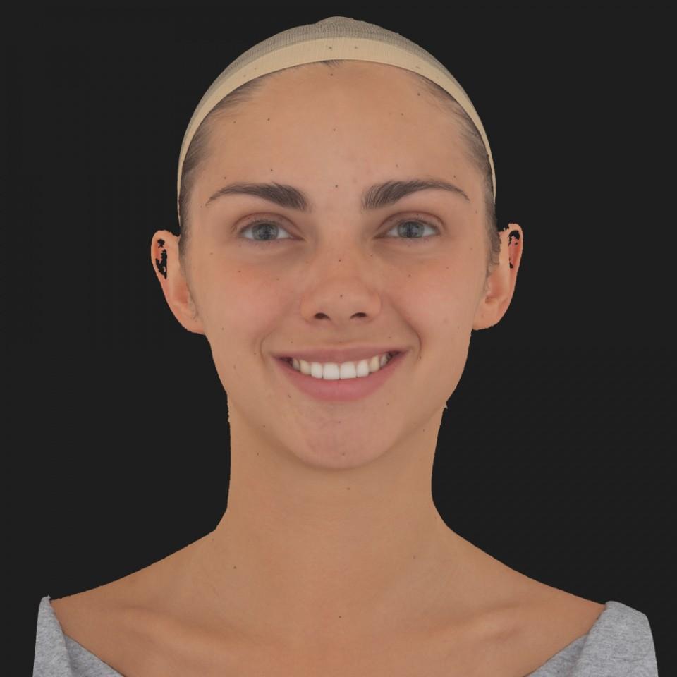 Gabriela Torres 04 Smile-Mouth Open