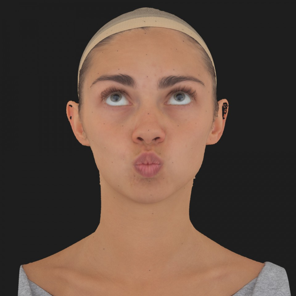 Gabriela Torres 12 Pucker-Look Up