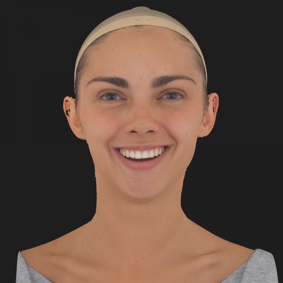 Gabriela Torres 16 Happy