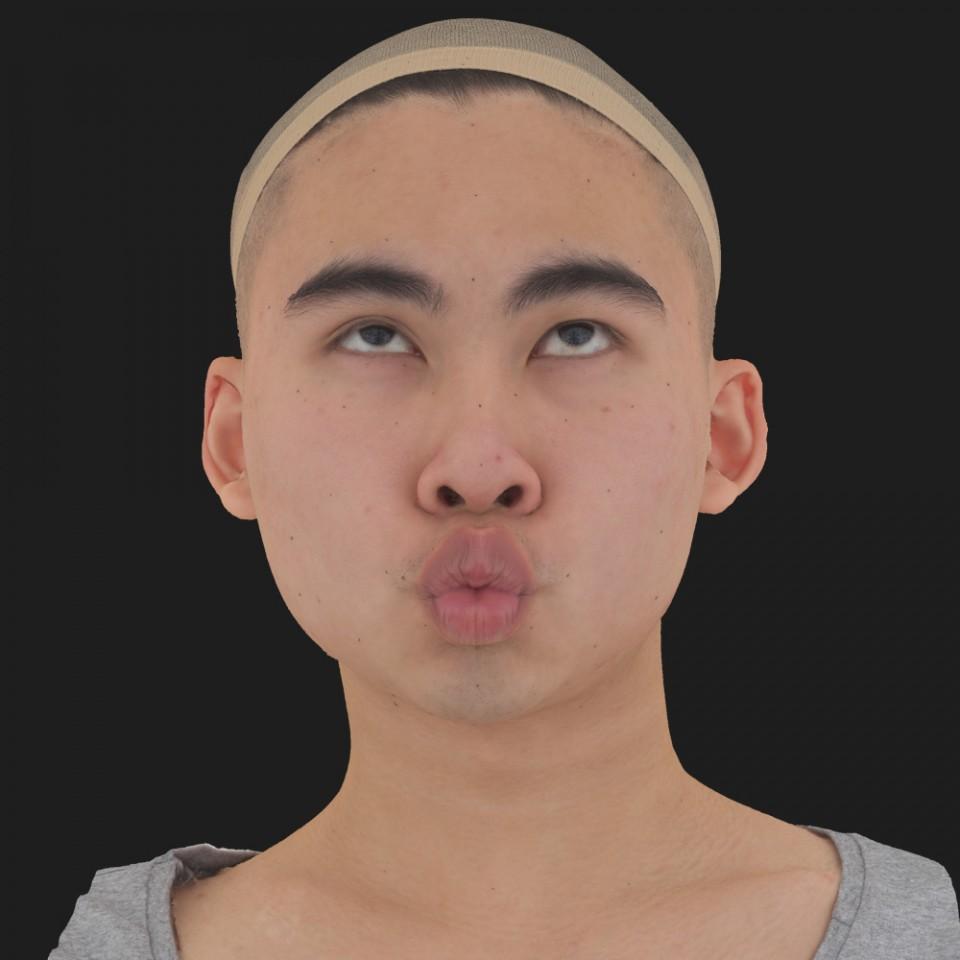 George Chon 12 Pucker-Look Up