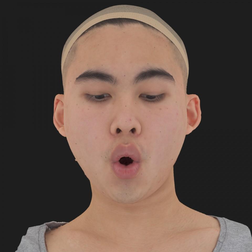George Chon 13 Phoneme OH-Look Down