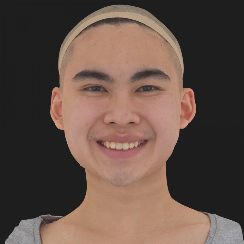 George Chon 16 Happy