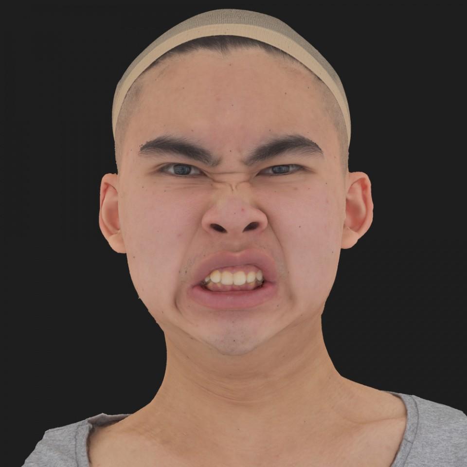 George Chon 20 Rage