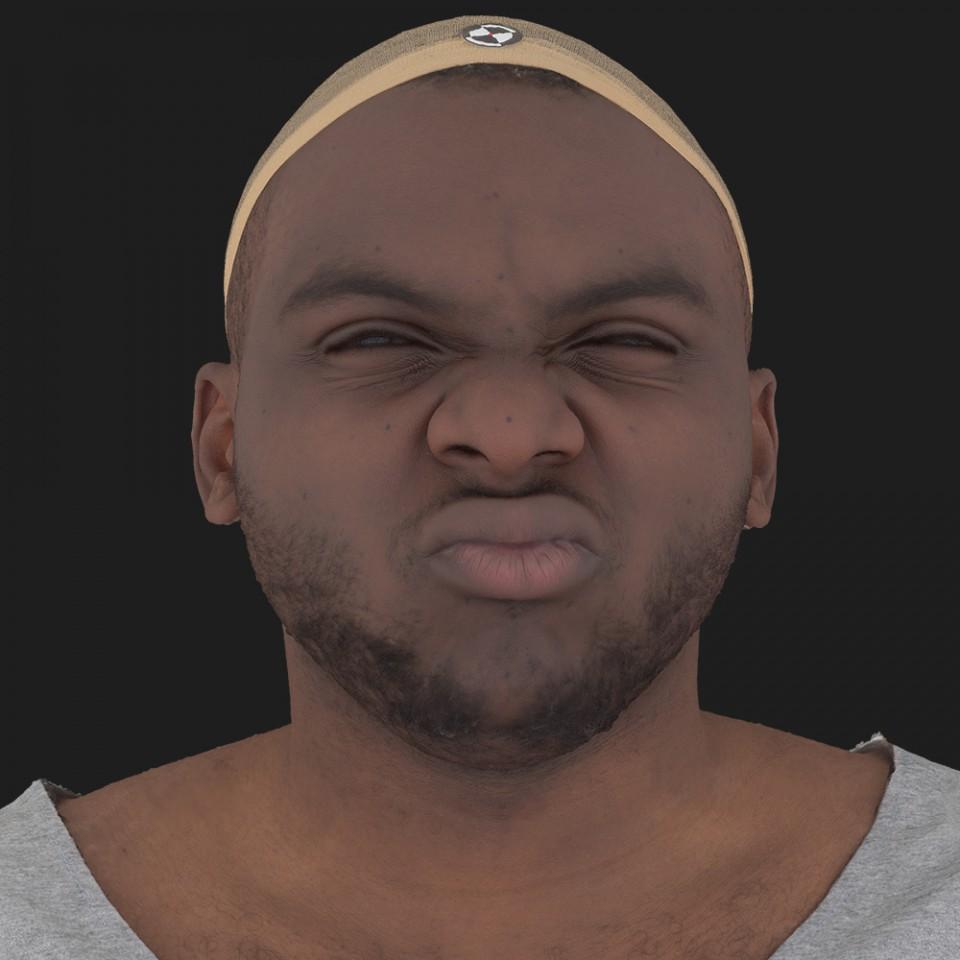 Gerald Stone 06 Face Compression