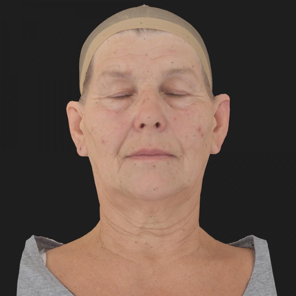 Glenda Jefferson 02 Neutral-Eyes Closed