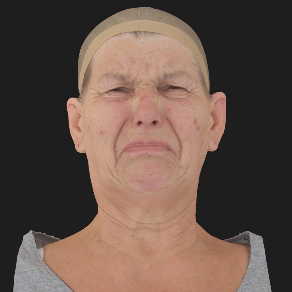 Glenda Jefferson 06 Face Compression