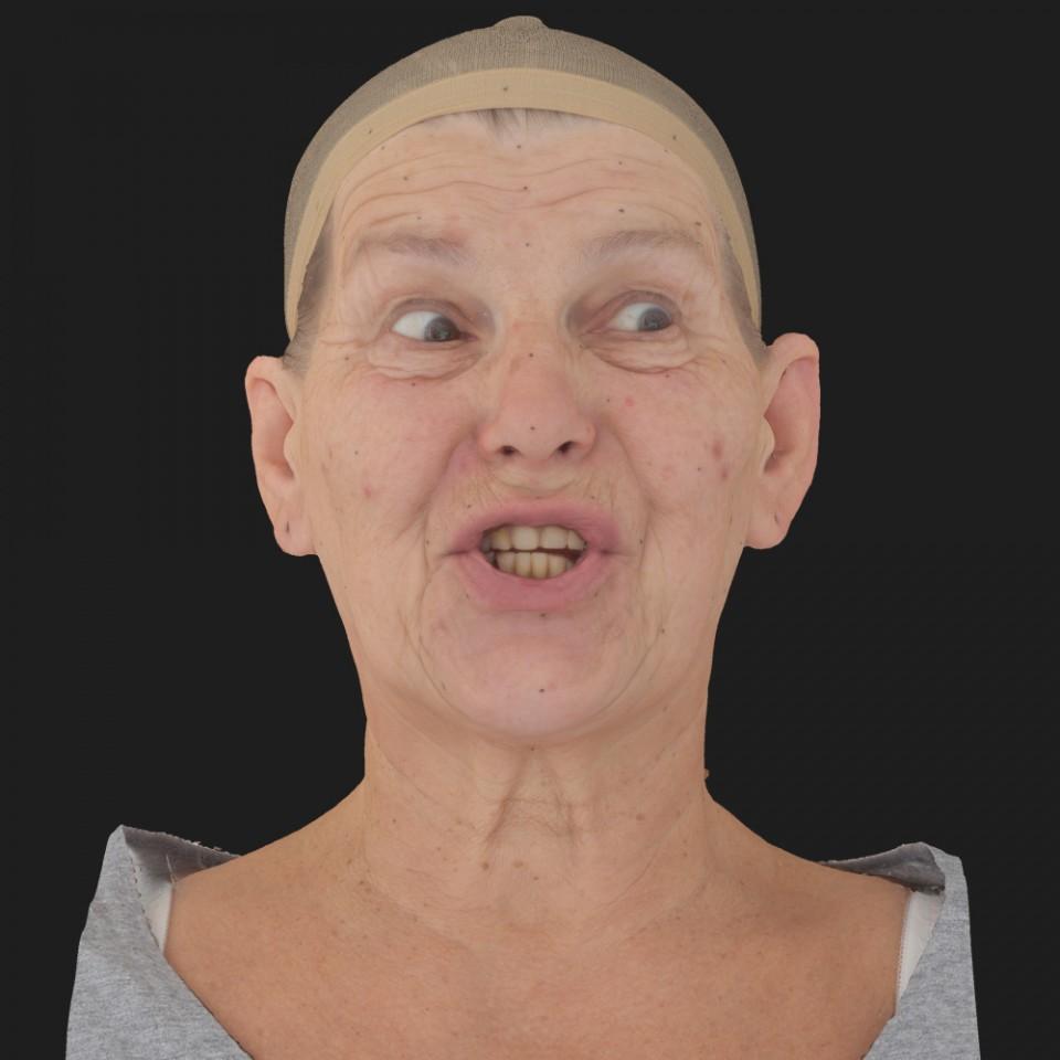 Glenda Jefferson 10 Look Left-Phoneme CH