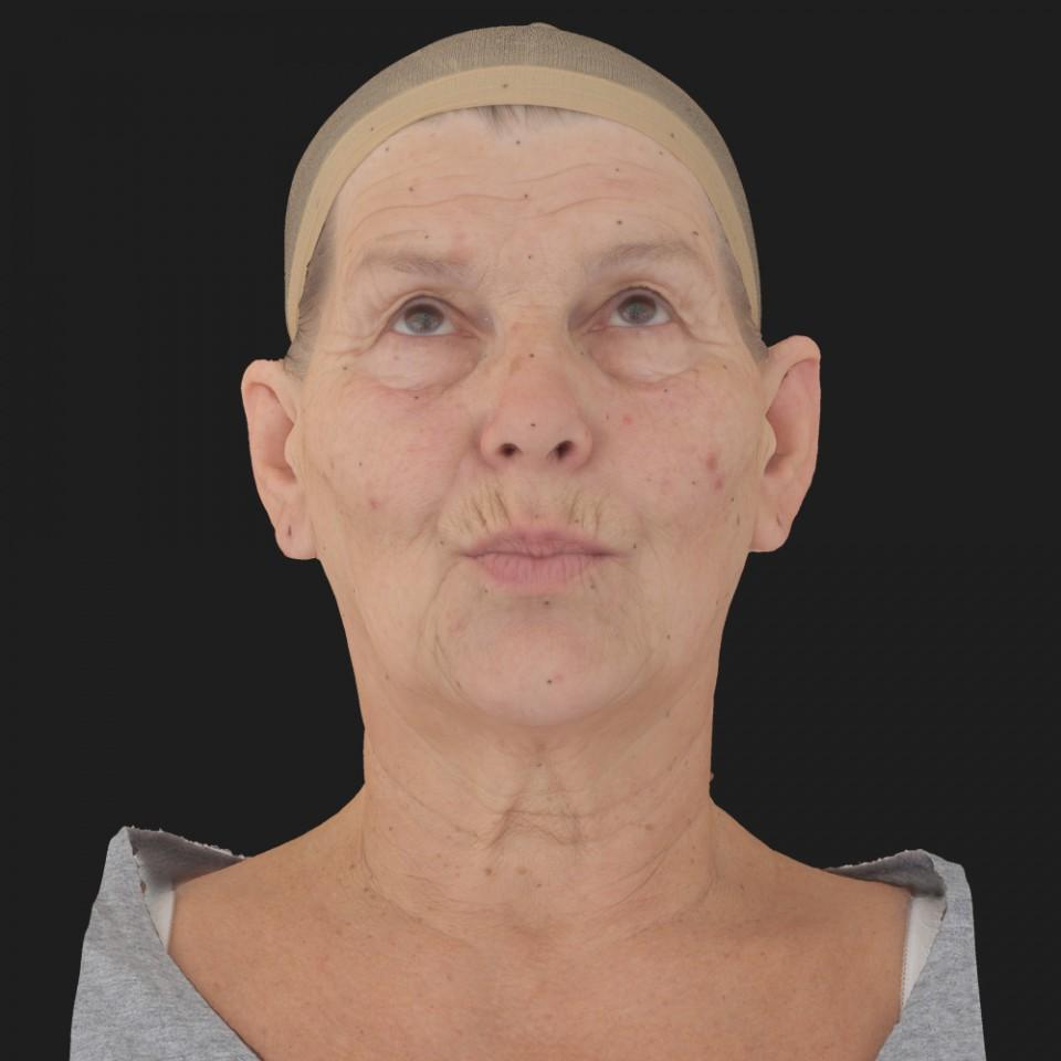 Glenda Jefferson 12 Pucker-Look Up