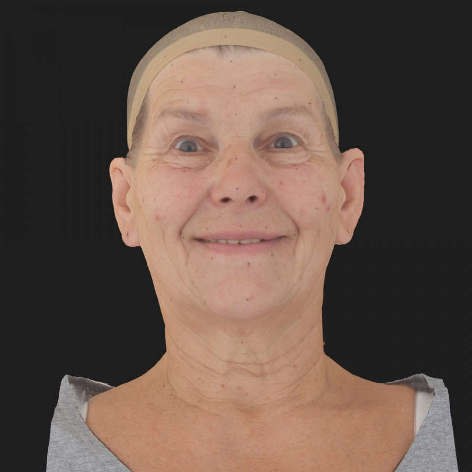 Glenda Jefferson 16 Happy