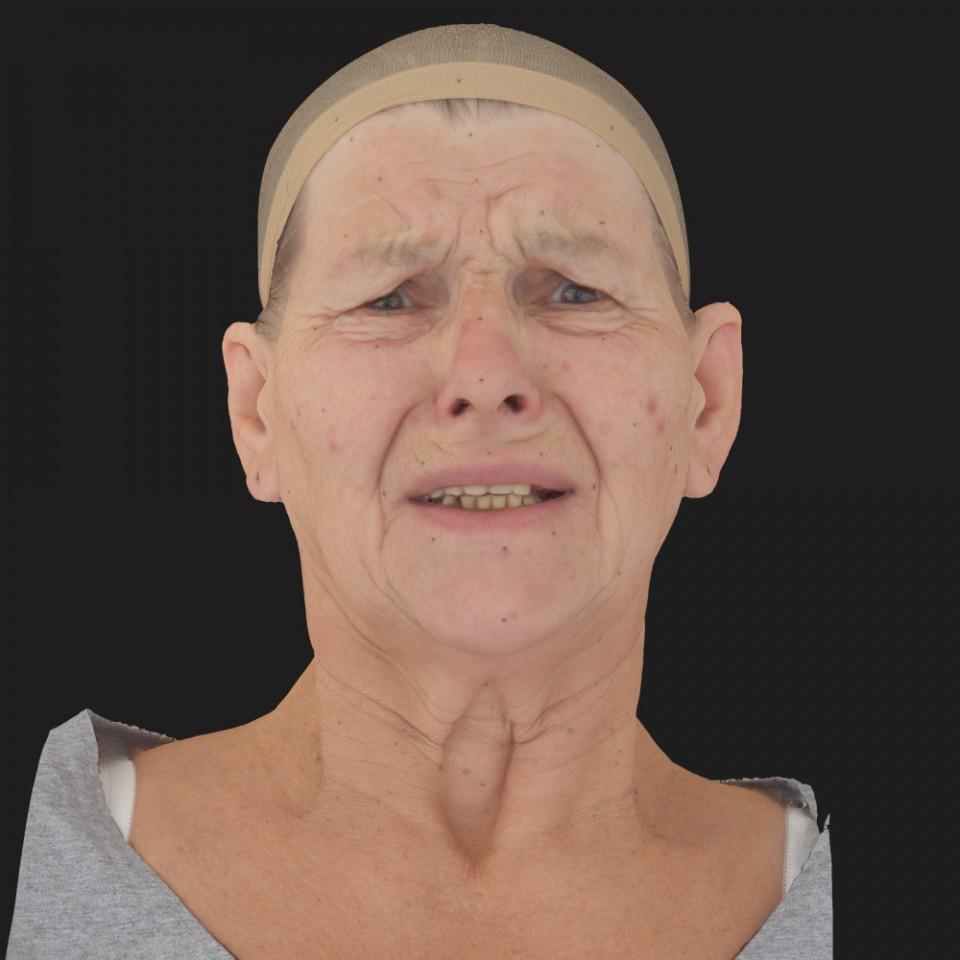 Glenda Jefferson 18 Pain