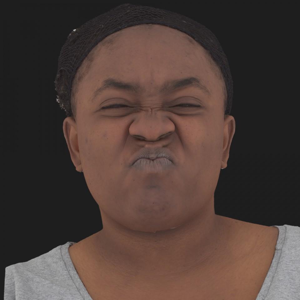 Gloria Juan 06 Face Compression