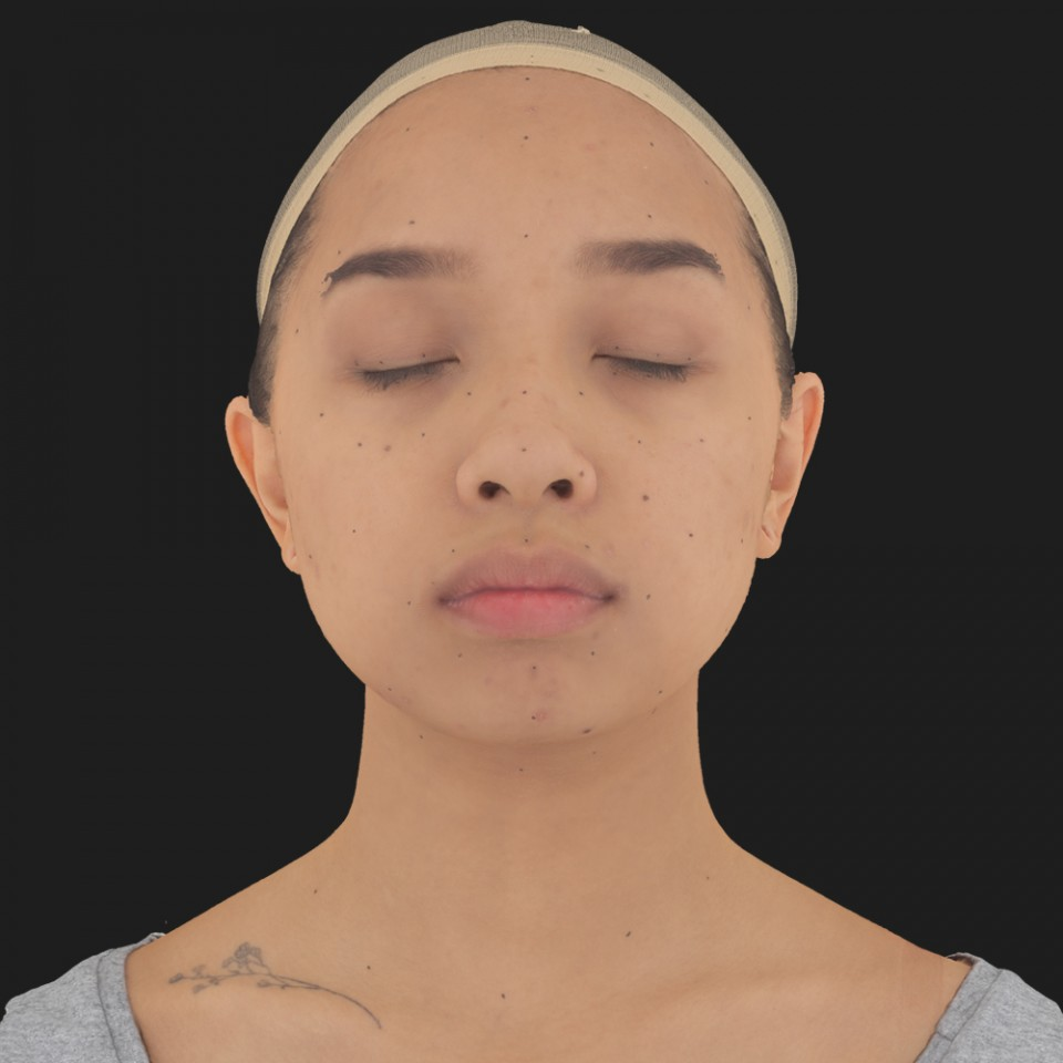 Grace Hwang 02 Neutral-Eyes Closed