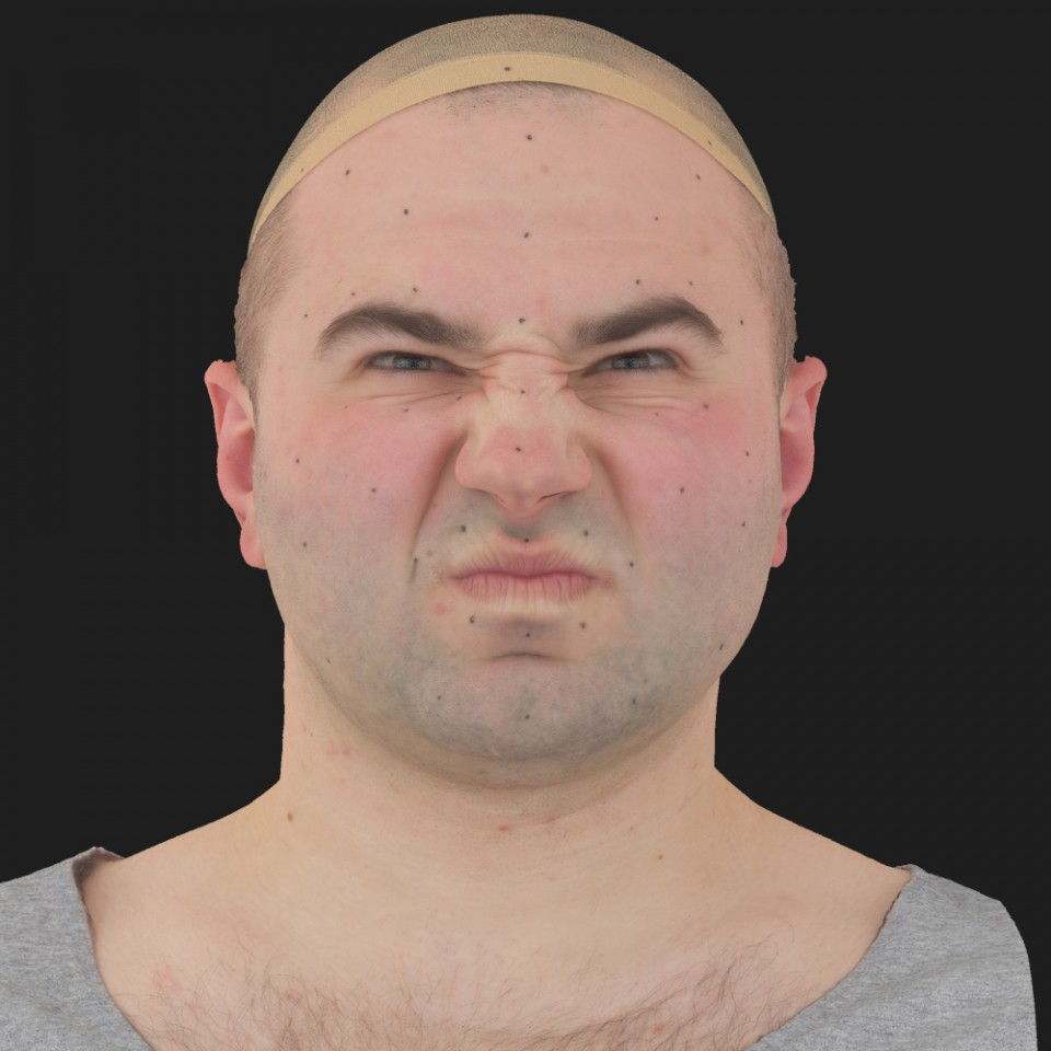 Harry Wood 06 Face Compression