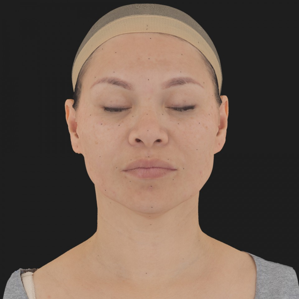 Helen Cho 02 Neutral-Eyes Closed