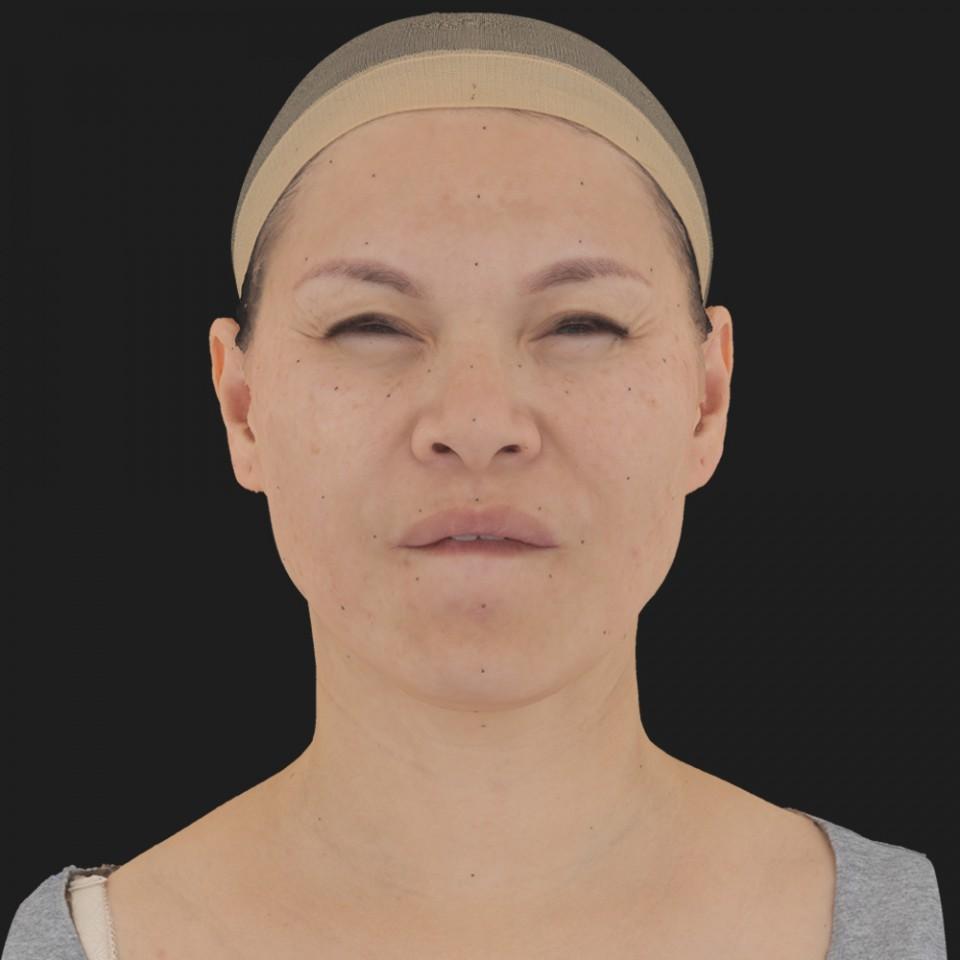 Helen Cho 15 Phoneme Hard FV-Eye Squint