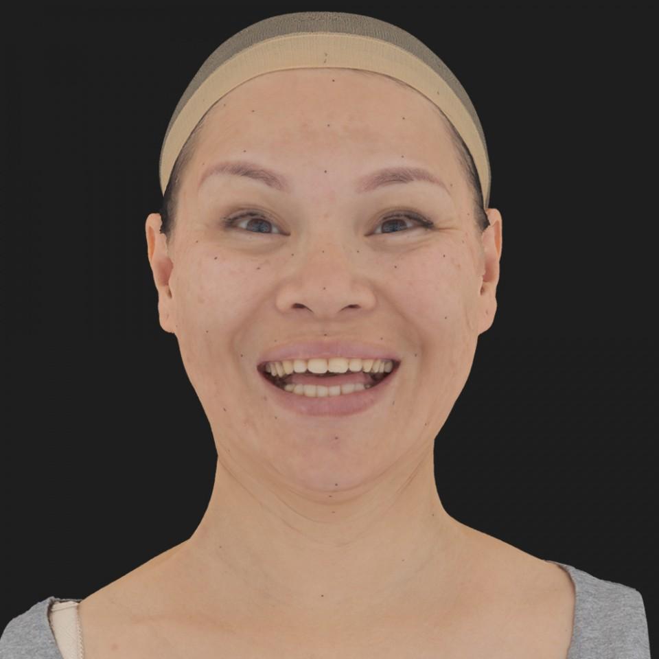 Helen Cho 16 Happy