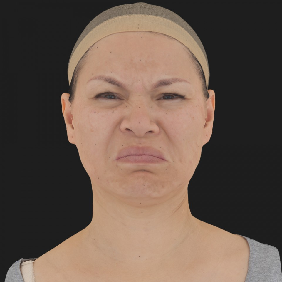 Helen Cho 19 Disgust
