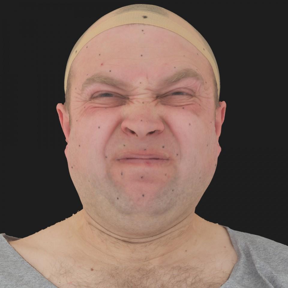 Henry Bennett 06 Face Compression
