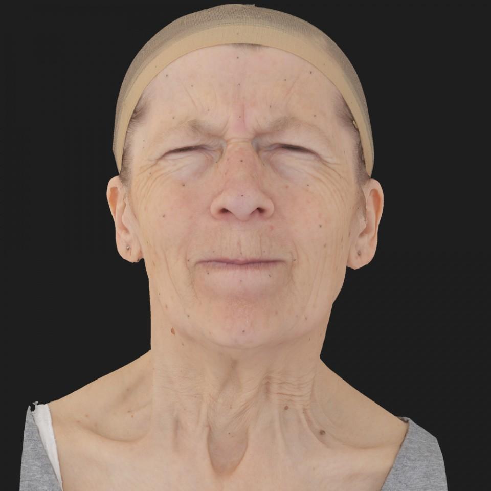 Iris Silva 06 Face Compression