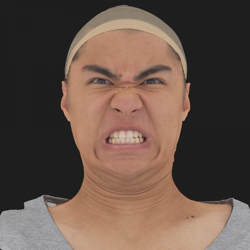 Jake Noguchi 20 Rage