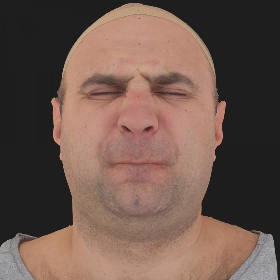 James Hernandez 06 Face Compression