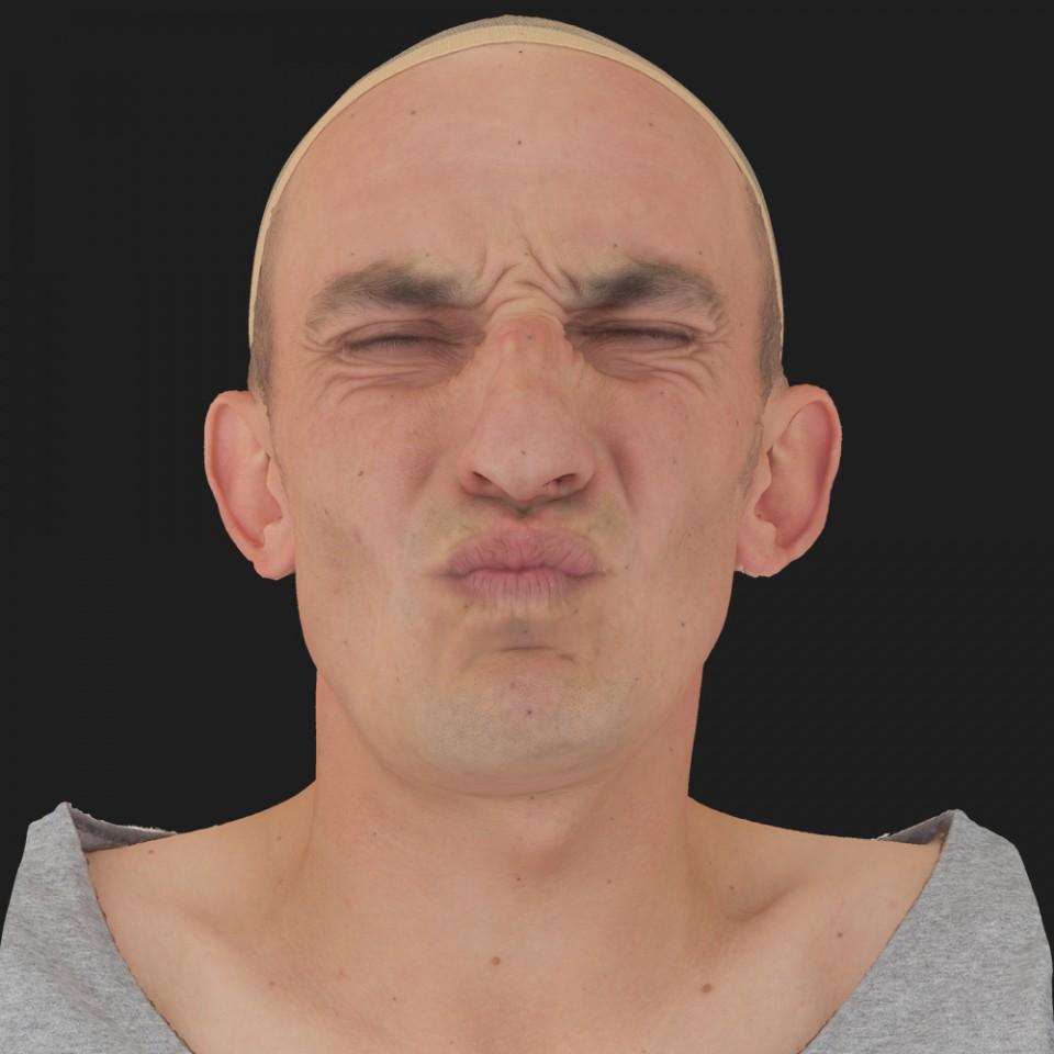 James Mellor 06 Face Compression