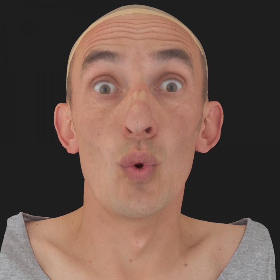 James Mellor 11 Phoneme OO-Brow Raise Eyes Open Wide
