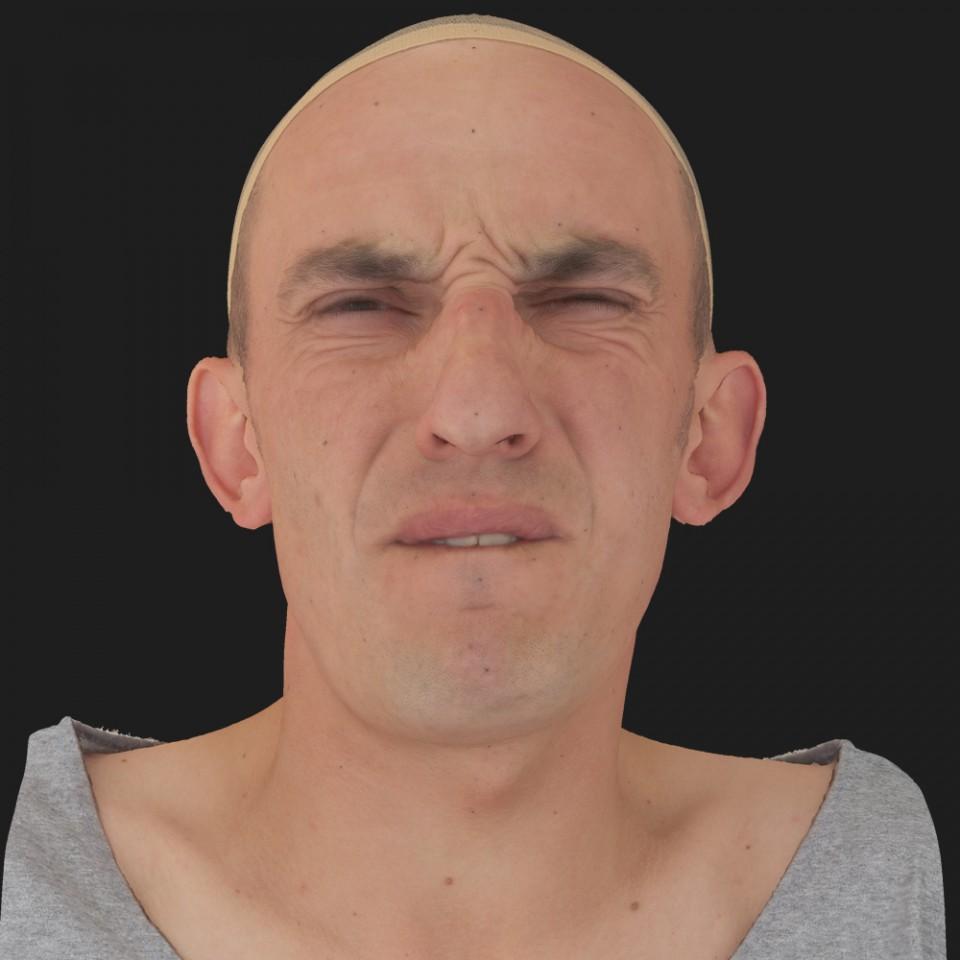 James Mellor 15 Phoneme Hard FV-Eye Squint