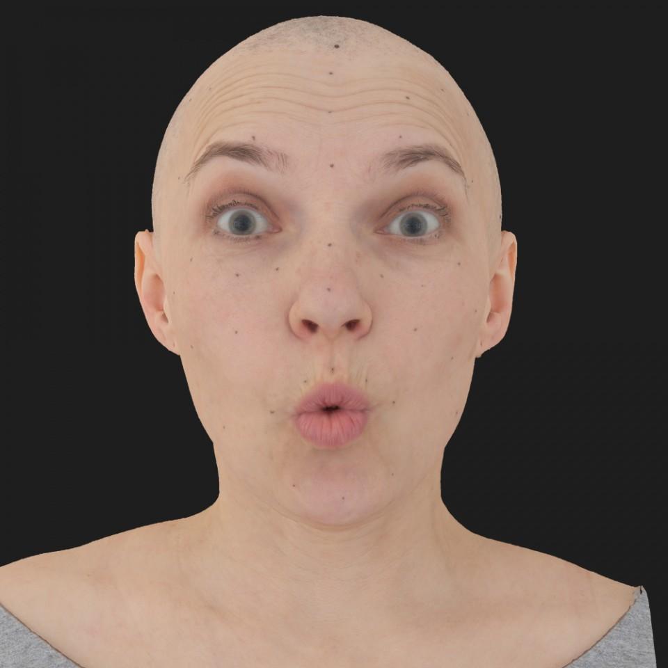 Jane Kelly 11 Phoneme OO-Brow Raise Eyes Open Wide