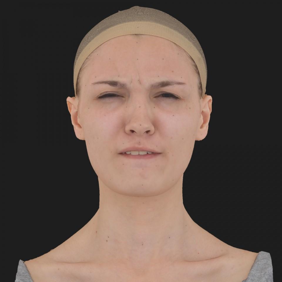 Jane Reynolds 15 Phoneme Hard FV-Eye Squint