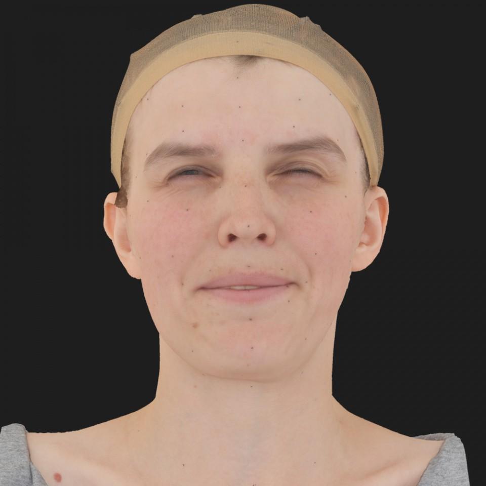 Janet Phillips 15 Phoneme Hard FV-Eye Squint