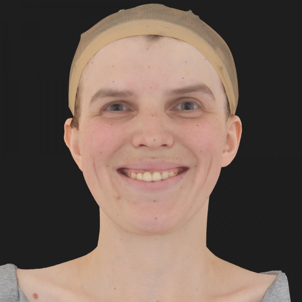 Janet Phillips 16 Happy